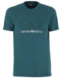 EA7 Armani EA7 T-shirt 3Gpt04 Pj03Z Groen - Vert