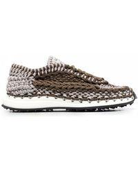 Valentino Valentino Garavani Sneakers - Grijs