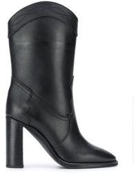 Saint Laurent Boots - Zwart