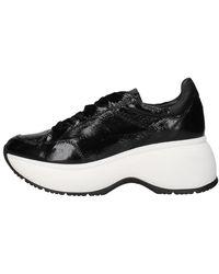 Janet & Janet 44750 Low Top Sneakers - Zwart