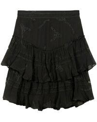 Alix The Label 2106212037 999 skirt - Nero