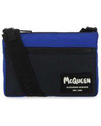 Alexander McQueen Case - Blauw