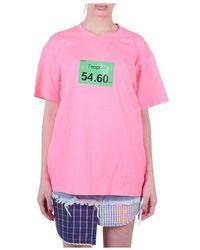 Natasha Zinko T-Shirt - Rosa