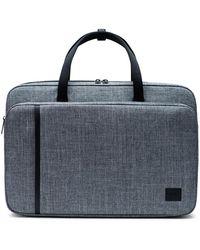 Herschel Supply Co. Bowen Laptop Bag - Grijs