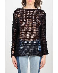 Roberto Collina Sweater - Noir