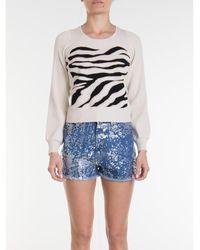 Just Cavalli Sweater Beige - Neutro