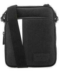 Alexander McQueen Crossbody Bag - Zwart
