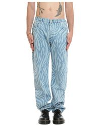 Aries Lilly jeans - Azul