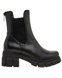 Bianco Chelsea Boot - Schwarz