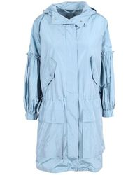 Max Mara Coat - Blauw