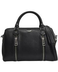 Zadig & Voltaire Medium Sunny Bag - Zwart