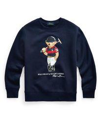 Ralph Lauren - Polo Bear Sweatshirt - Lyst