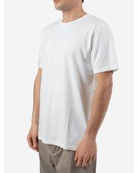 COLORFUL STANDARD T-shirt Blanco