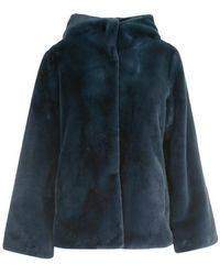Betta Corradi Coat - Azul