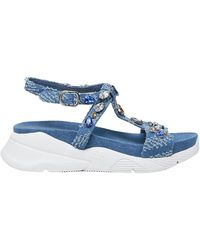 Desigual Sandals - Blauw