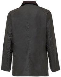 Barbour Ashby Jacket Verde