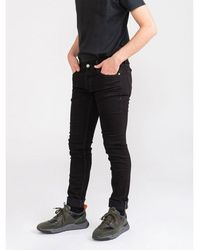Care Label Bodies 214 Brass 217 jeans Negro