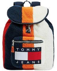 Tommy Hilfiger Am0am07902 Backpack - Blauw