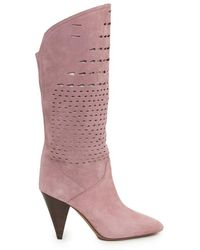 Isabel Marant Boots - Roze