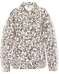 adidas Originals Fiorucci Jacket - Wit