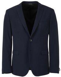 Tonello Wool Suit - Blauw