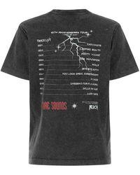 Alessandra Rich T-Shirt Gris