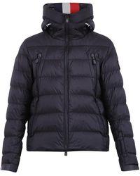 Moncler Camurac Padded Jacket - Blauw