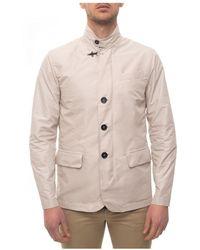 Fay Field jacket - Natur