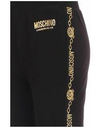 Moschino 43179011 a0555 Sweatpants Negro