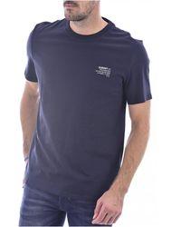 Guess - Tee Shirt Basique En Coton - Lyst