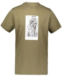 Maharishi T-shirt - Grün