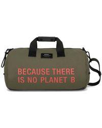 Ecoalf Waterproof Montana Weekend Bag - Groen