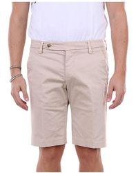 Entre Amis P208958238l17 Bermuda Shorts - Bruin