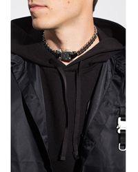 1017 ALYX 9SM Chain choker - Grau