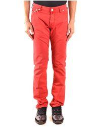 Jacob Cohen Jeans - Rood