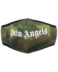 Palm Angels Maschera - Verde