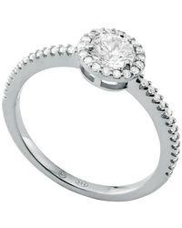Michael Kors Mkc1346an040 Ring - Grijs