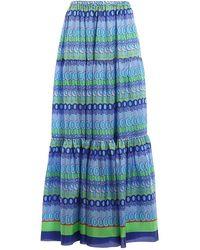 Giada Benincasa Skirts - Bleu