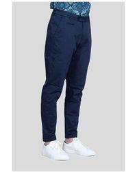 Les Deux Iseo Suit Pants Azul