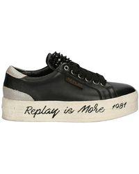 Replay Sneakers - Negro