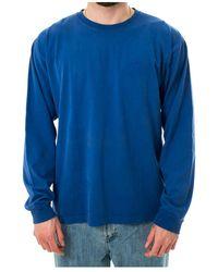 Obey - Jumble Long Sleeve Sweater - Lyst