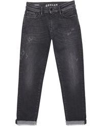 Denham Monroe jeans - 02210811002-blfmjam4yb - Noir