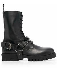Moschino Boots - Noir