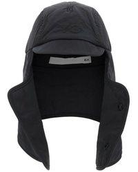 Y-3 Cocoon Hood - Zwart