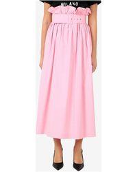 MSGM Skirt Rosa