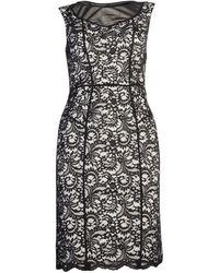 Vera Wang Lace Dress - Nero