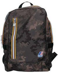 K-Way Backpack 9akk1344 - Zwart