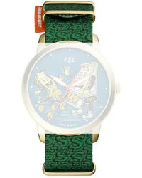 Fossil Watch Ur - Le1103 - Groen