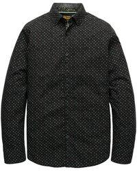 PME LEGEND Overhemd - Zwart