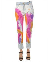 Versace Denim Jeans - Rood